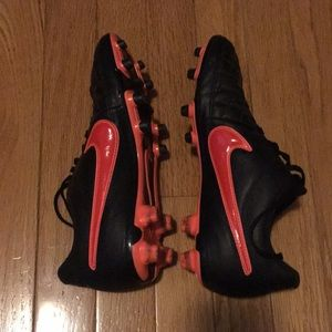 New nike cleats